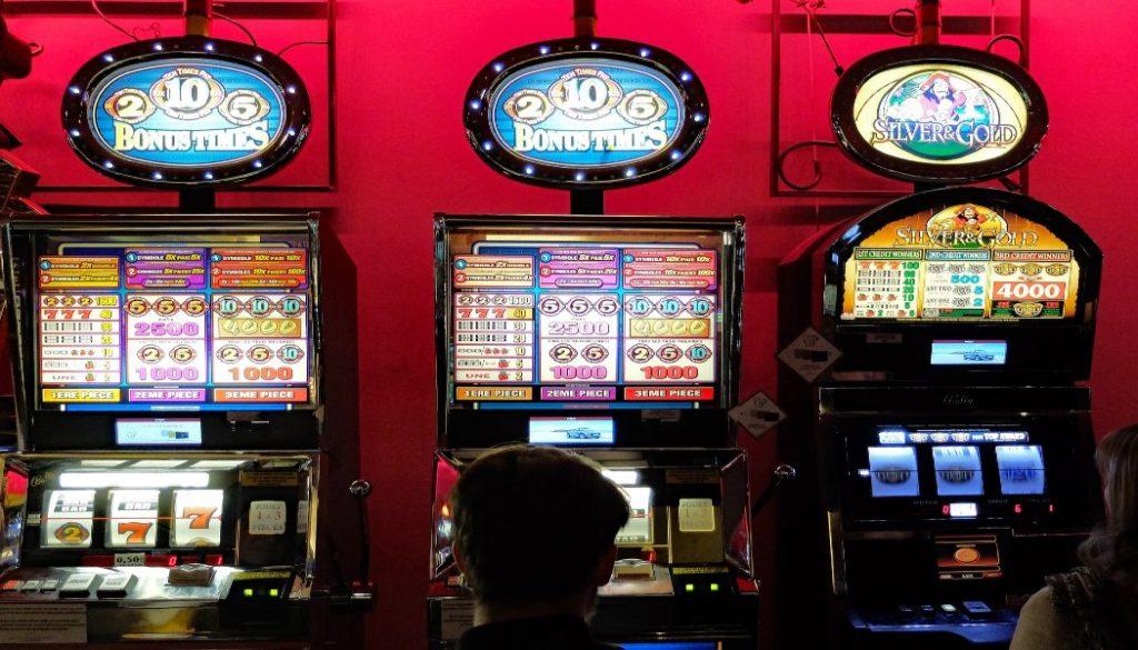 Slots Betting Site