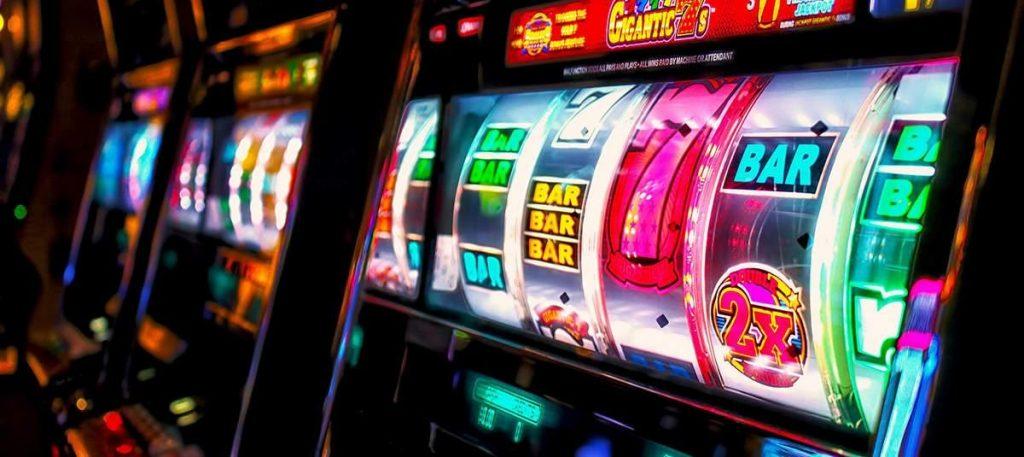 Slots Casino Machines